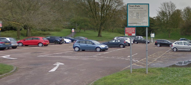 Harlow Council shut Town Park car parks due to concerns over gatherings