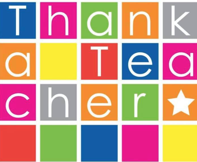 Let us thank you to every  one of our Harlow teachers