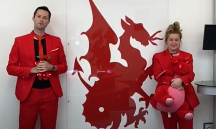 Enter the Dragon at Passmores Academy