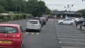 Traffic jams in Harlow as drive-through McDonalds re-open