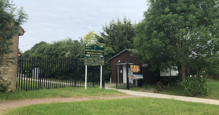 Harlow primary school shuts after Covid-19 incident