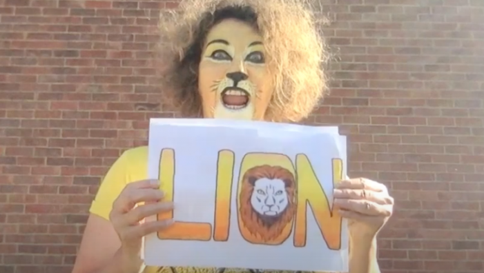 Passmores Academy's Lions want you to Jump Around