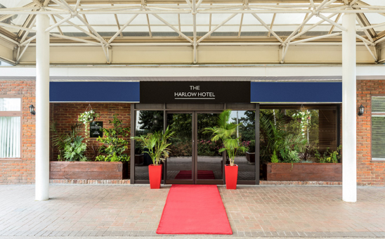 Harlow Hotel closes its leisure club