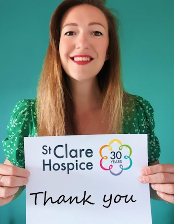 St Clare Hospice's urgent fundraising appeal raises thousands amidst Covid-19 pandemic but road to recovery is still long