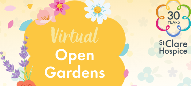 St Clare's Open Gardens 2020 event goes 'virtual' in its 26th year