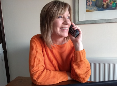 St Clare Hospice secures National Lottery funding to launch a new Bereavement Support Helpline for local people