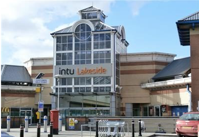 Lakeside shopping centre taken over by major global firm
