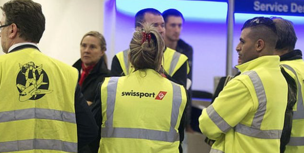 Jobs woes at Stansted Airport as Swissport prepare to cut workforce