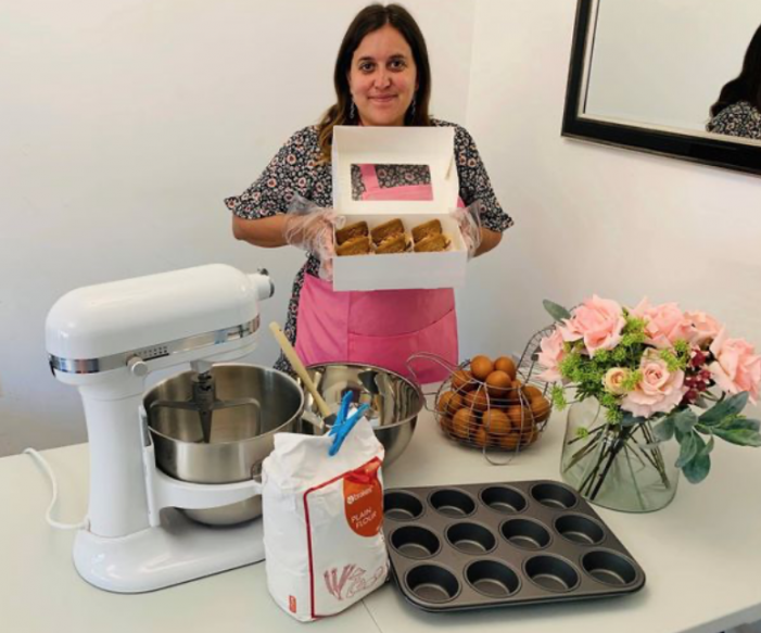 Harlow-based Mummy's Crazies Kitchen bakes wonderful cupcakes and cookies