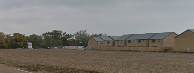 Plans approved for more houses in Newhall