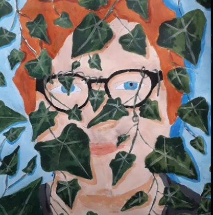 Passmores Academy's wonderful GCSE Art exhibition goes online