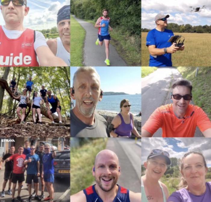Athletics: Harlow runners keep on running