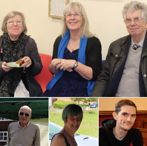 St Mary-at-Latton parishioners complete Christian Studies course