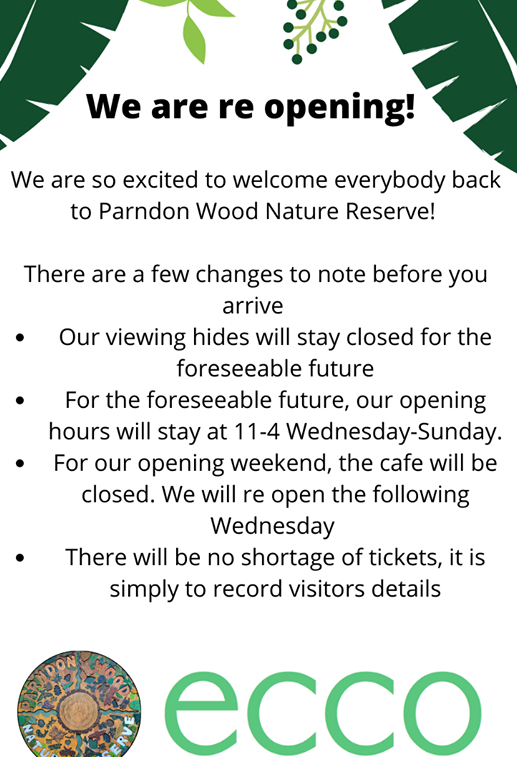 Parndon Wood set to re-open
