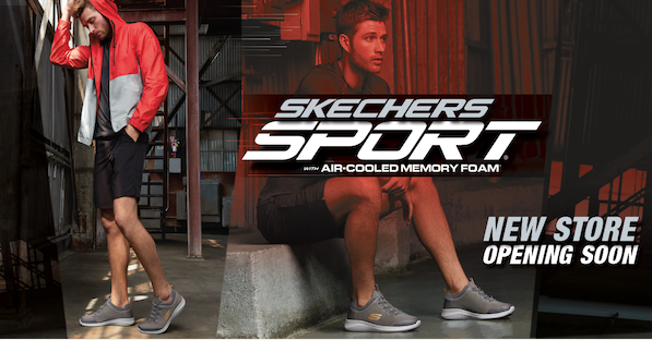 New Skechers store to open at the Water Gardens