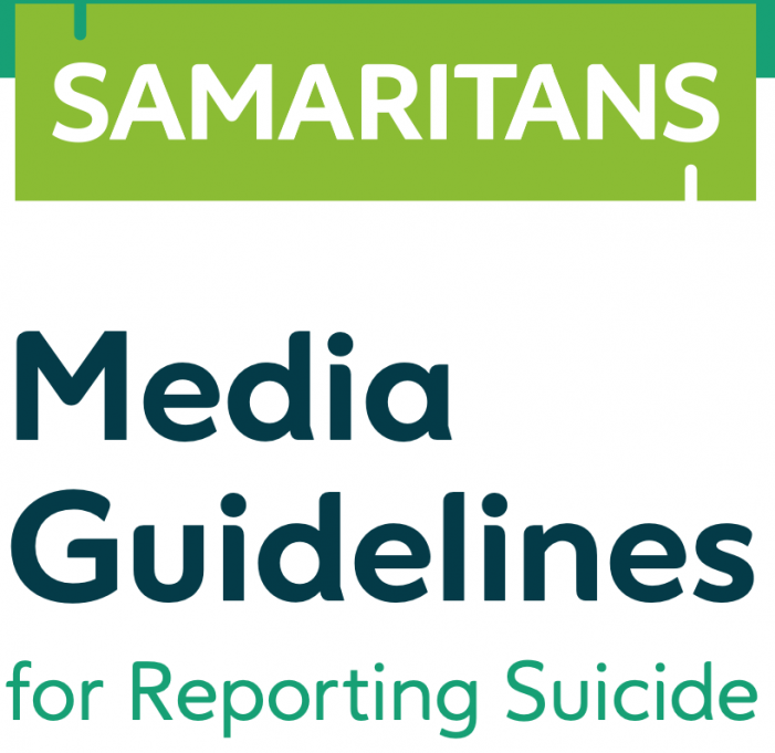 "Samaritans urge newspapers: ""Don't splash on suicides"""
