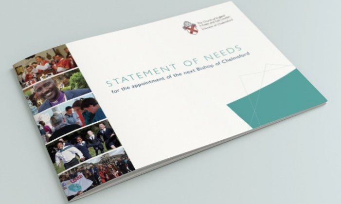 Diocese of Chelmsford publishes Statement of Needs