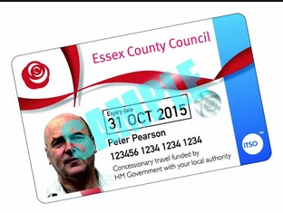 Return to normal hours of use for Essex Concessionary Bus Pass Holders