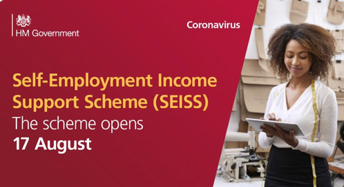 HMRC Self-employed grant scheme re-opens next week