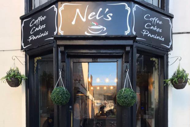 Licensing Act 2003: Public Notice of Application for Premises Licence: Nell's Cafe