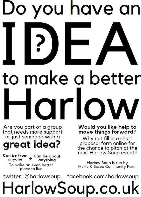 Harlow Soup returns in September