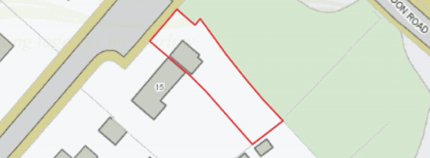 Large number of planning applications for property in Burnett Park