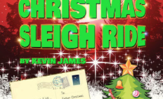 The Great Christmas Sleigh Ride returns to Harlow Playhouse