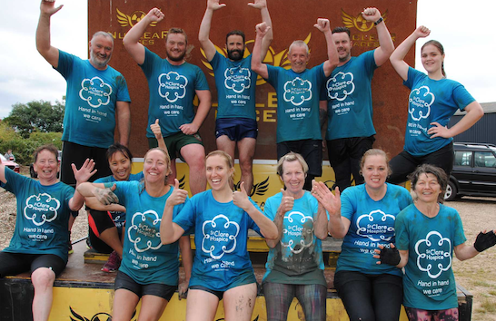 Hospice Muddy Mayhem event to go ahead this October at Nuclear Races