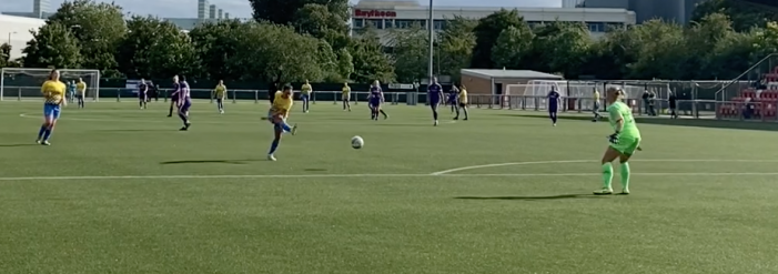 Football: Harlow Ladies impressive against Pompey