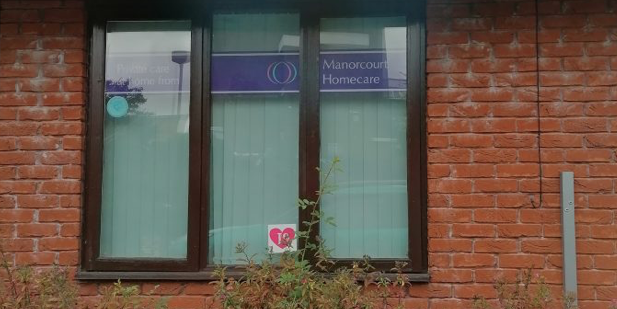 Manorcourt Homecare joins support scheme for domestic violence