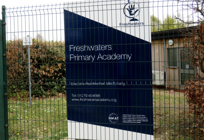 Freshwaters Primary closed due to Covid-19 concerns