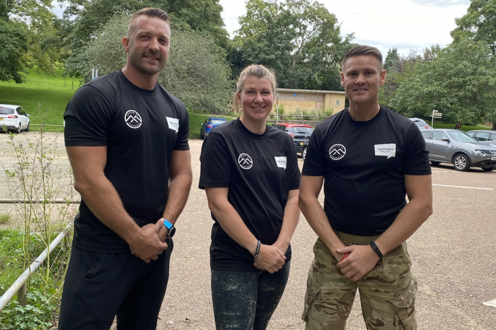 Free Bootcamp sessions balance physical and mental well-being