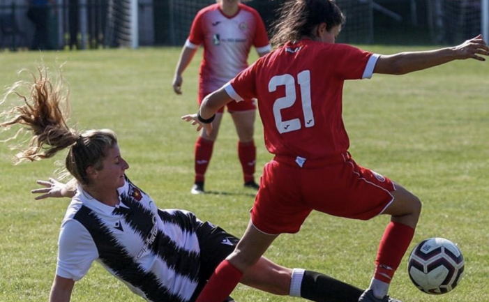 Football: Harlow Ladies come from behind to beat Star