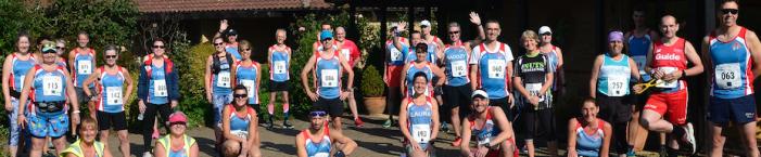 Athletics: Harlow Running Club enjoy day in the sun