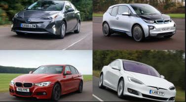Low emission vehicles soar 30% during lockdown – while vehicle registrations plummet