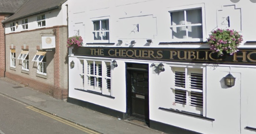 The Chequers pub in Old Harlow close to being shut down after authorities issue final warning notice