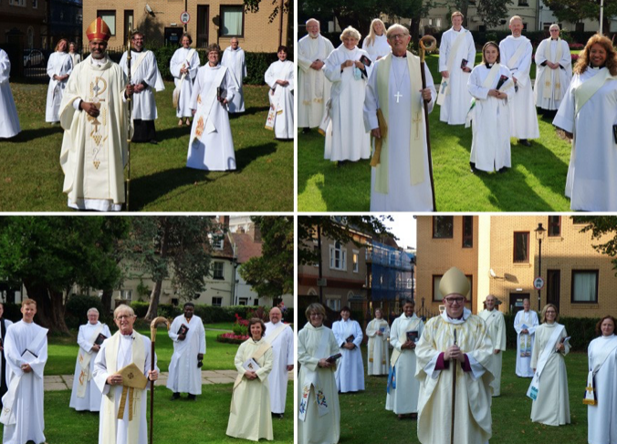 New Deacons appointed for Harlow