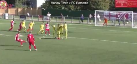 Football: Harlow start new season with win