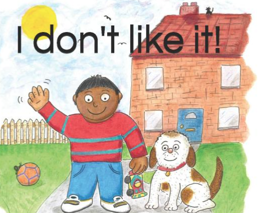 Harlow author publishes children's book