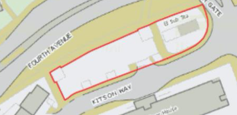 Plans for 49 flats near Wetherspoons in town centre