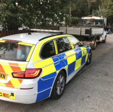 Roads policing operations target criminals crossing borders