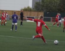 Football: Harlow Ladies hit five against Royston