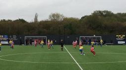 Football: Ipswich put nine past brave Harlow
