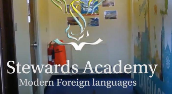 Stewards Academy's Modern Languages Department have a real joie de vivre!