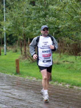 Harlow Special Inspector runs virtual London Marathon for the care of police survivors