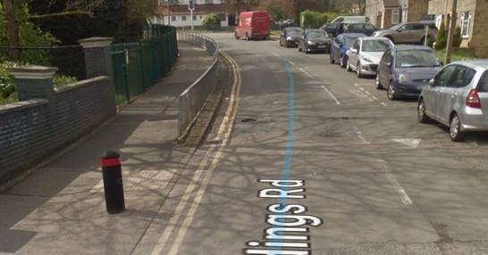 Petition for zebra crossing outside Little Parndon Primary