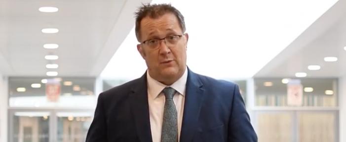 Passmores Co-Principals speak to prospective pupils and parents