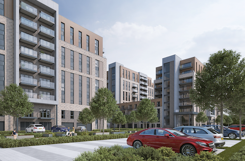Weston Homes launch new apartment scheme in Harlow