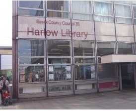 New task group set up for Harlow Town Library