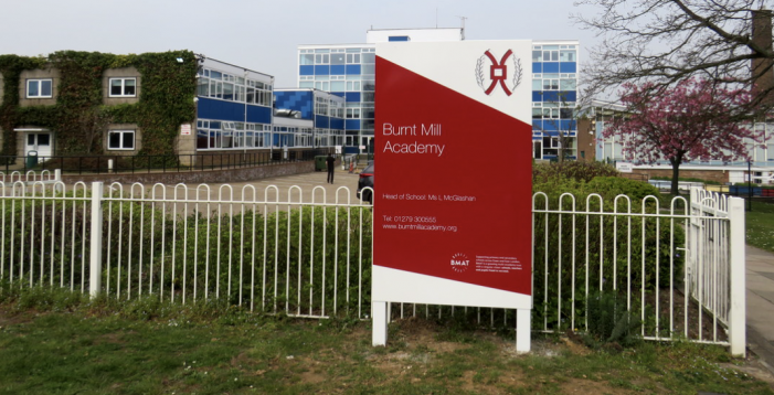 Covid-19: Whole year group at Burnt Mill Academy asked to stay off until November